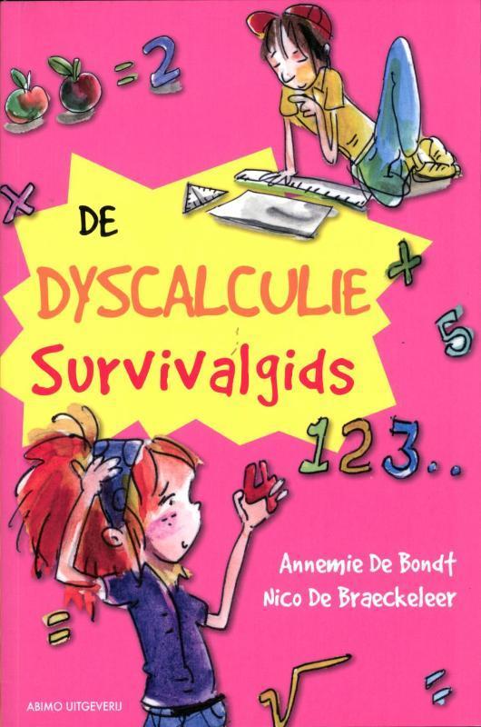 De dyscalculie survivalgids De Bondt, Annemie, Paperback
