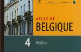 Atlas de Belgique - Tome 4 Habitat, Querriau, Xavier, Hardcover