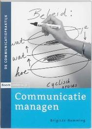 Communicatie managen Hemming, Brigitte, Paperback