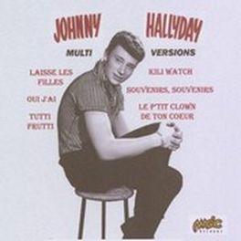 MULTI SESSIONS JOHNNY HALLYDAY, CD