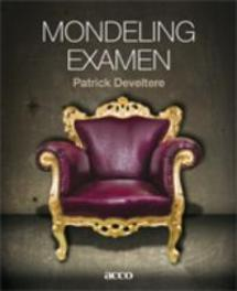 Mondeling Examen  Patrick Develtere Jonkers, Rebekka, onb.uitv.
