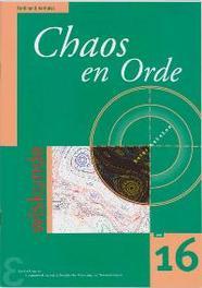 Chaos en orde Zebra-reeks, Verhulst, Ferdinand, Paperback