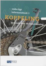 Koppeling 1 Vmbo-kgt Informatieboek techniek voor de basisvorming, Smits, Gerard, Paperback