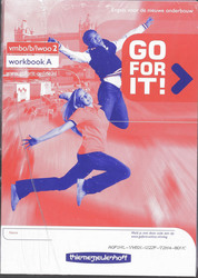 Go for it!: 2 Vmbo lwoo: Workbook A+B