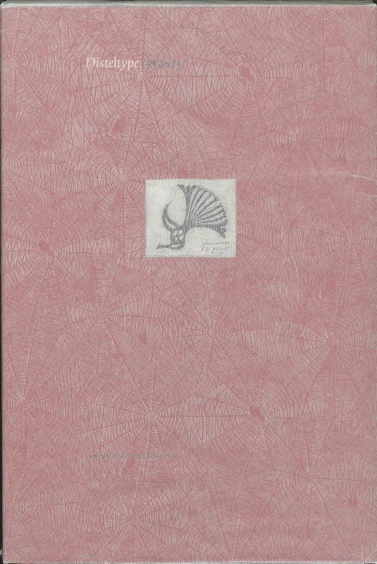 Over de Disteltype, corps 15 over de Disteltype van J.F. van Royen en L. Pissarro, en de literatuur van de Zilverdistel, L. Pissarro, Paperback