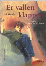 Er vallen klappen over karate, Hoofs, Ad, Paperback