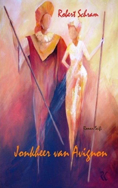 Jonkheer van Avignon (z/w) Robert Schram, Paperback
