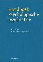 Handboek psychologische psychiatrie Hardcover