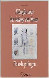 Filosofen over het belang van kunst plaatsbepalingen, Mol, Johannes, Paperback