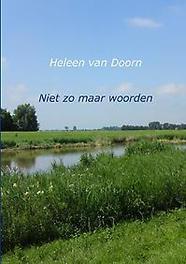 Niet zo maar woorden H. van Doorn, Paperback