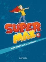 Super Max - Oplossingenboek leerkrachten 6e lj onb.uitv.