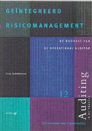Geintegreerd risicomanagement de bijdrage van de operational auditor, F. Schellekens, Paperback