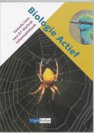 Biologie Actief Vwo B1 deelvak Informatieboek tweede fase, Walsarie Wolff-Cox, N.M., Paperback