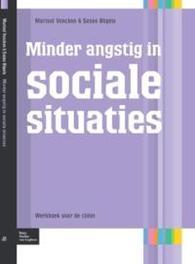 Minder angstig in sociale situaties werkboek voor de cliënt, Bögels, Susan M., Paperback