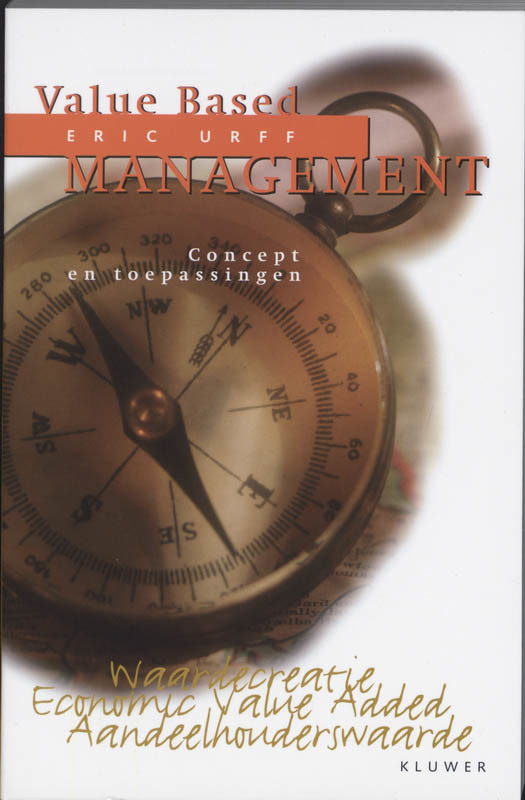 Value based management concept en toepassingen, E. Urff, Paperback