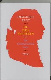 De drie kritieken een becommentarieerde keuze, Immanuel Kant, Paperback