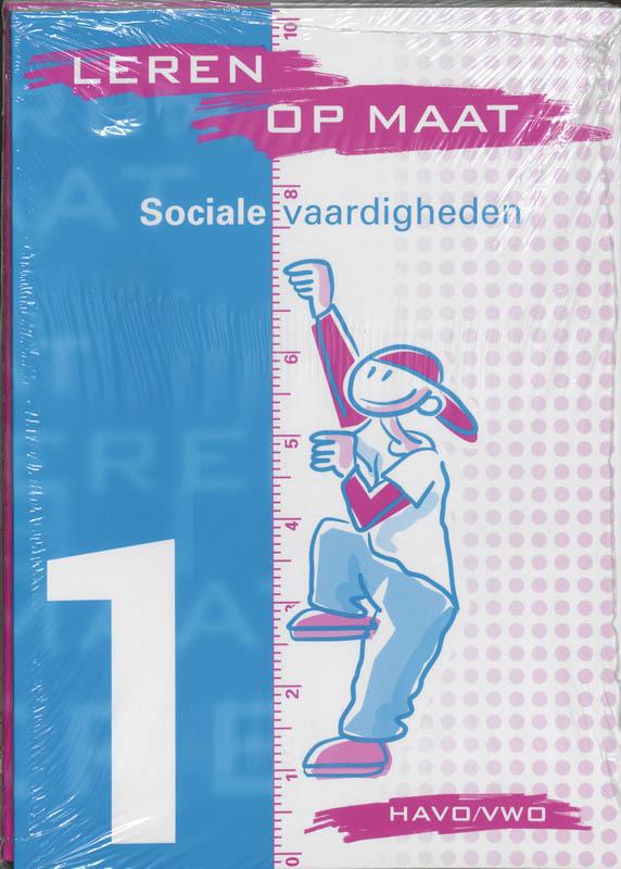Leren op maat: 1 Havo/vwo: Leerlingenboek J. Kleisen, Paperback