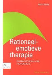 Rationeel-emotieve therapie een praktische gids voor hulpverleners, Jacobs, Gidia, Paperback