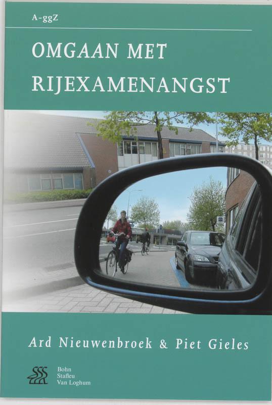 Omgaan met rijexamenangst Van A tot ggZ, Ard Nieuwenbroek, Paperback