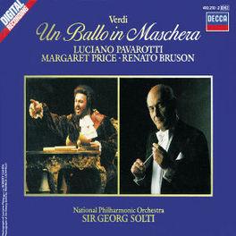 UN BALLO IN MASCHERA PAVAROTTI/NPO/SOLTI Audio CD, G. VERDI, CD