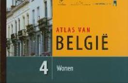 Atlas van België Wonen, Vanneste, Dominique, Hardcover