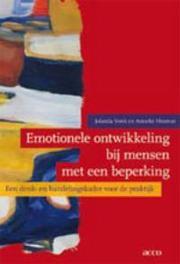 Emotionele ontwikkeling bij mensen met een beperking een denk- en handelingskader voor de praktijk, Vonk, Jolanda, onb.uitv.