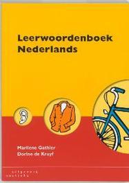 Leerwoordenboek Nederlands De Kruyf, Dorine, Paperback