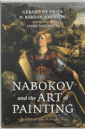 Nabokov and the Art of Painting Johnson, D. Barton, Paperback