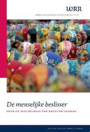 De menselijke beslisser over de psychologie van keuze en gedrag, Paperback