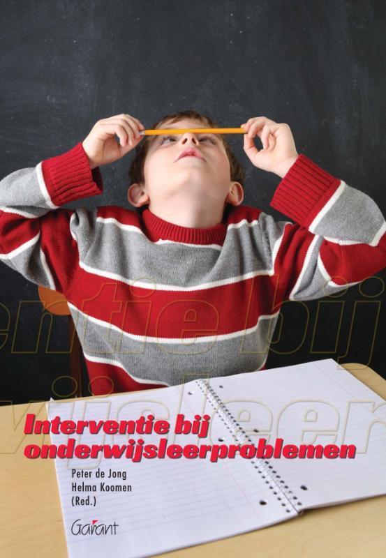 Interventie bij onderwijsleerproblemen onb.uitv.