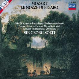 LE NOZZE DI FIGARO(COMPL) KANAWA/POPP/LPO/SOLTI Audio CD, W.A. MOZART, CD