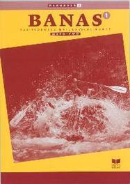 Banas 1 Havo-vwo katern 2 Werkboek basisvorming Natuurkunde Scheikunde, J.L.M. Crommentuijn, Paperback