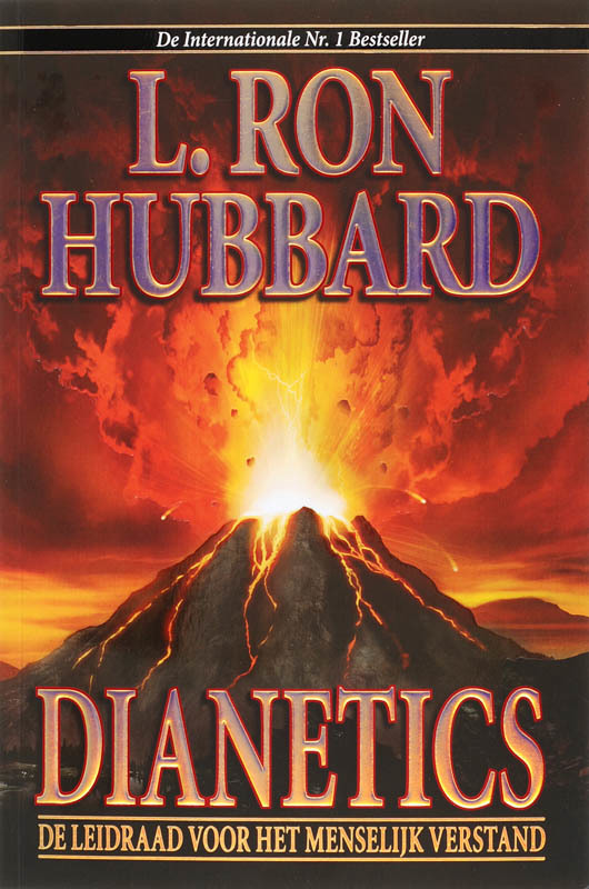 Dianetics de Leidraad voor het Menselijk Verstand, Hubbard, L. Ron, Paperback