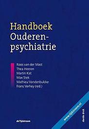 Handboek ouderenpsychiatrie Dorly Deeg, Hardcover