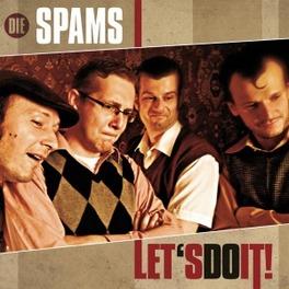 LET'S DO IT SPAMS, CD