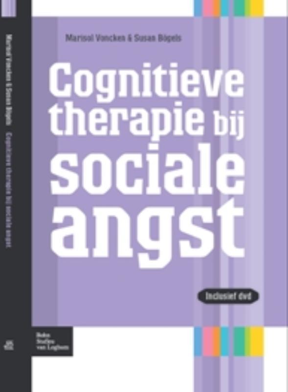 Cognitieve therapie bij sociale angst Voncken, Marisol J., Paperback