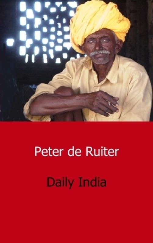 Daily India Peter de Ruiter, Paperback