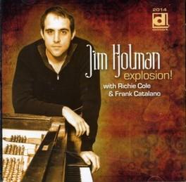 EXPLOSION GUEST: FRANK CATALANO JIM HOLMAN, CD