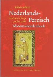 Nederlands-Perzisch idioomwoordenboek idioomboek, Afkari, Afshin, Hardcover