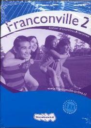 Franconville: 2 Havo/vwo: Cahier d'exercices A/B Nap, Bert, Paperback