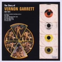 STORY OF VERNON GARRETT VERNON GARRETT, CD