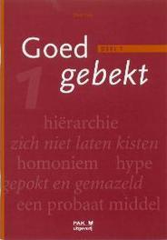 Goed gebekt: 1 Pak, D., Paperback