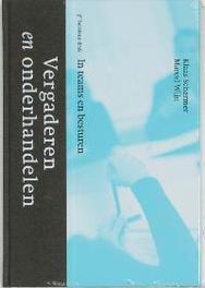 Vergaderen en onderhandelen in teams en besturen, K. Schermer, Hardcover