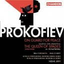 ON GUARD FOR PEACE/THE.. .. QUEEN OF SPA//JARVI, N./TCHISTJAKOVA/DOCHERTY