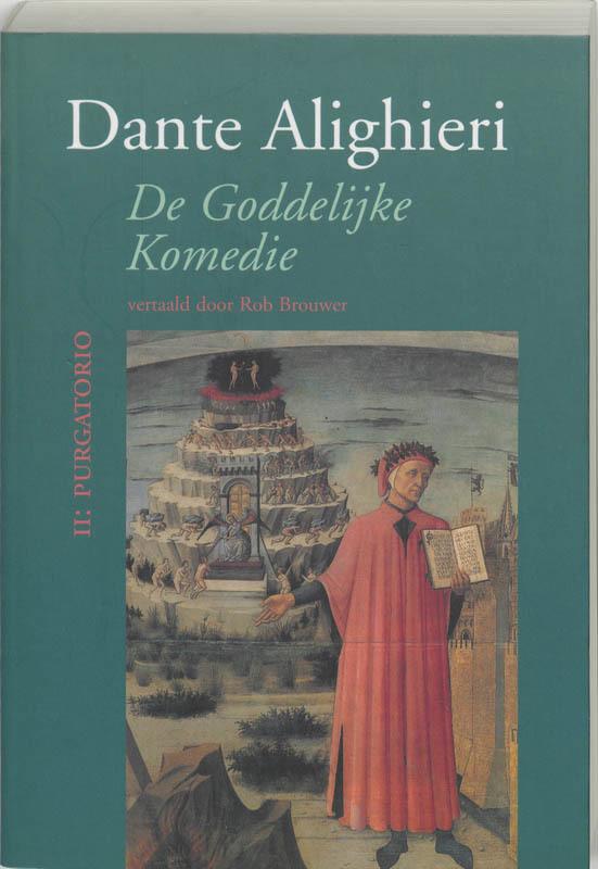 De goddelijke komedie: 2 Purgatorio Dante Alighieri, Paperback