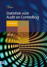 Statistiek voor Audit & Controlling Herziene editie, Touw, Paul, Paperback