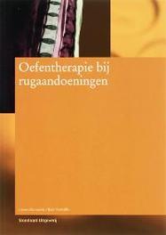 Oefentherapie bij rugaandoeningen DANNEELS, LIEVEN, onb.uitv.