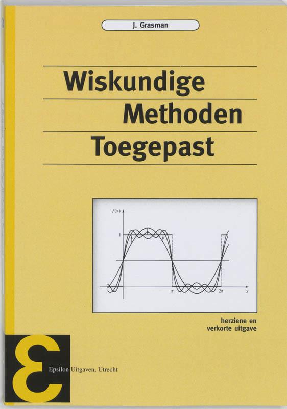 Wiskundige methoden toegepast Grasman, J., Paperback
