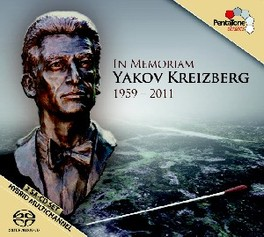 IN MEMORIAM YAKOV KREIZBE WIENER SYMFONIKER/NEW P.O./YAKOV KREIZBERG YAKOV KREIZBERG, CD