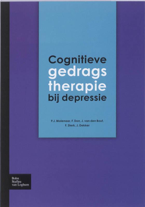 Cognitieve gedragstherapie bij depressie P.J. Molenaar, Paperback